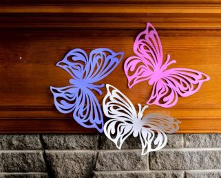 Giant Paper Butterfly, Butterfly Wall Decor, Large Butterfly, Butterfly Decoration