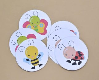 24 Baby Shower Tags, Butterfly Baby Shower Decoration, Butterfly Birthday Tags