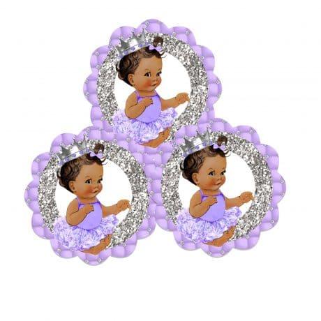 lavenders princess silver tags