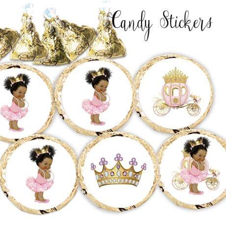 African American princess