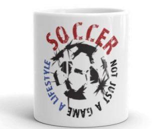 Soccer Gift Coffee Mug