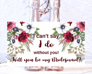 i can't say i do wine labels