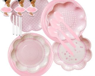 Princess Tableware Party Set