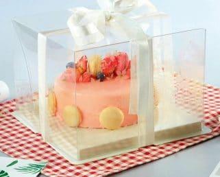 Large Cake Favor Box