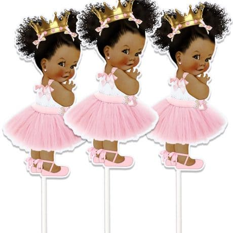 princess centerpieces